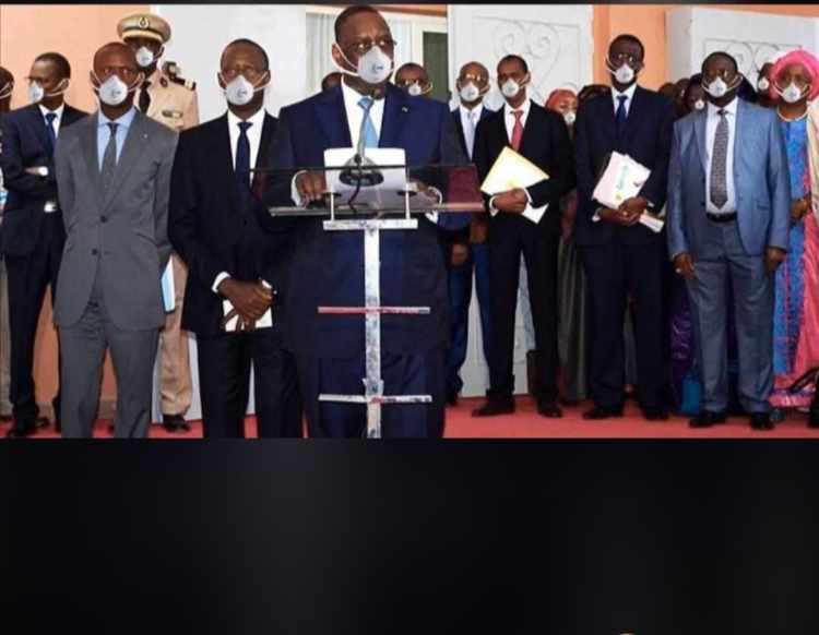 Coronavirus  /   Le Sénégal confirme son premier cas  ( Abdoulaye Diouf Sarr ministre de la santé )