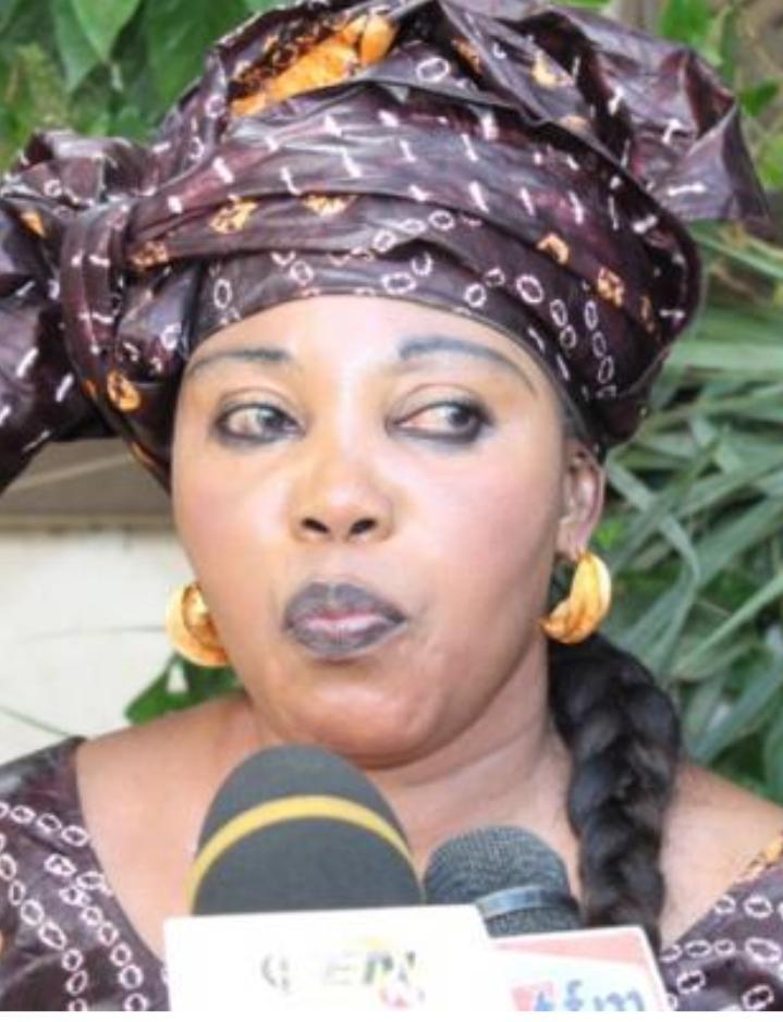 Kaolack / politique : Awa Guéye organise un méga meeting pour l'unité de l'Apr et se range derrière Mohamed Ndiaye Rahma