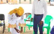 Diarrère : Thérèse Faye Diouf s'investit à fond dans la lutte contre le Coronavirus…