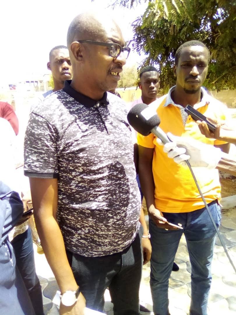 Dieuppeul-Derklé : Le Maire arrête le pavage d'une école, les populations en rogne contre lui…