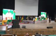 Niamey capitale du Niger / Cérémonie inaugurale de la cinquième législature du parlement de la CEDEAO, Le Sierra léonais Sidi Mouhamed Tunis remplace le sénégalais Moustapha Cissé Lo à la tête de l'institution sous régionale