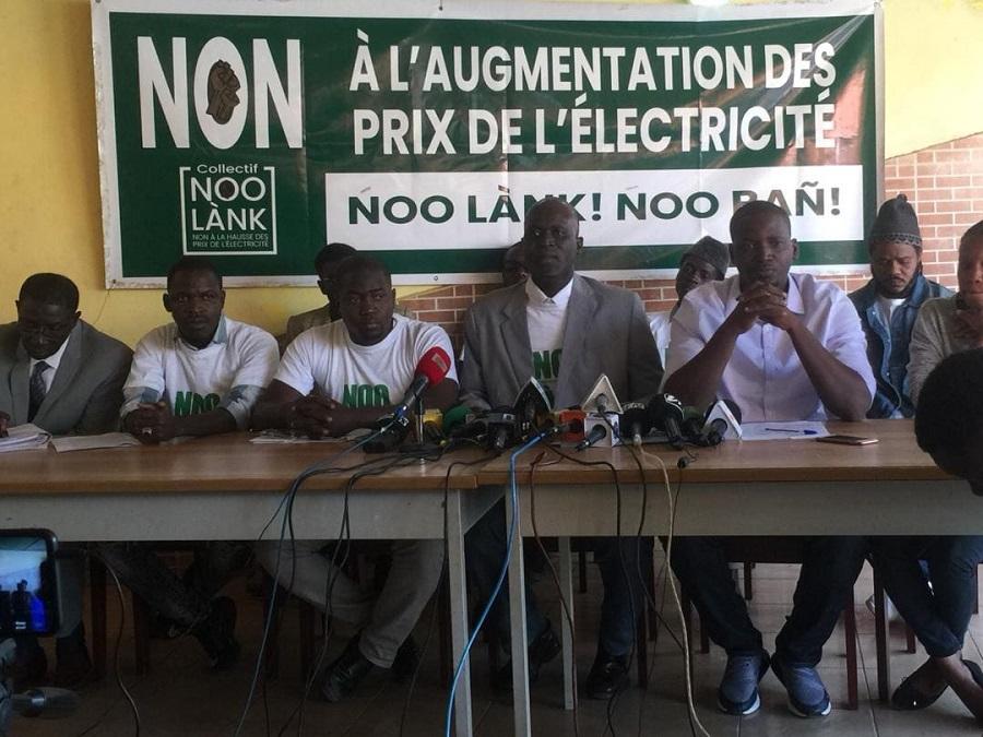 COMMUNIQUE DE PRESSE DU COLLECTIF CITOYEN NOO LANK  APRÈS LA LIBÉRATION PROVISOIRE DE GUY MARIUS SAGNA