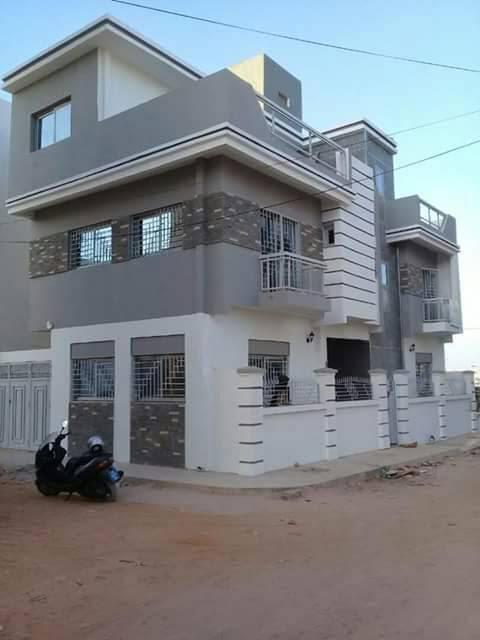 Patte d'Oie-L'immeuble grand standing de Pape Malick Ndour (PRODAC) qui alimente la polémique…