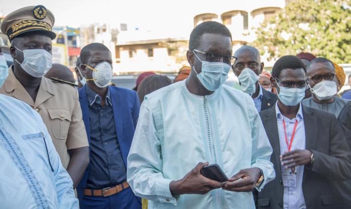 Covid-19 : Amadou Ba apporte son assistance aux structures de santé et aux populations…