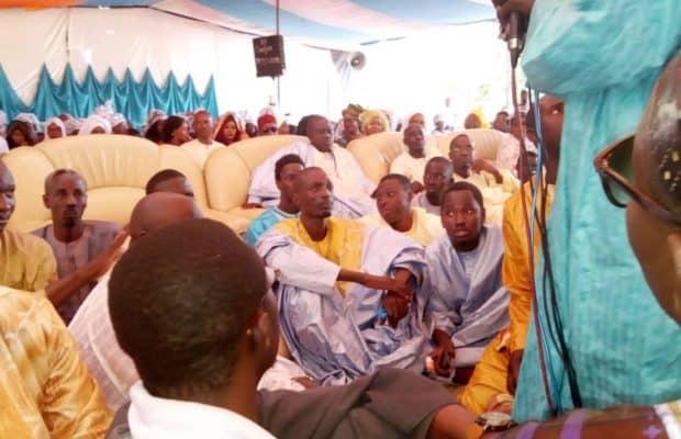 Touba-Des talibés de Serigne Ahma Mbacké