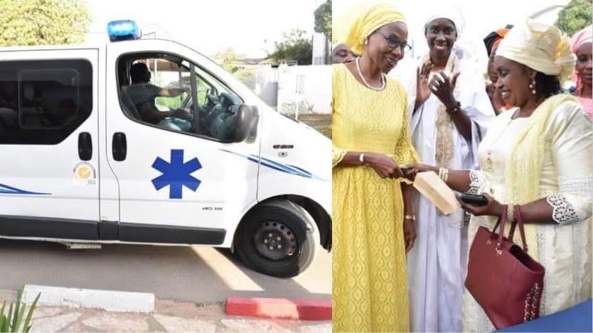 Kaolack : Me Nafissatou Diop Cissé au front pour combattre la pandémie à Coronavirus…