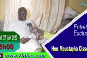 Entretien avec Moustapha Cissé Lo   ( Bande annonce )