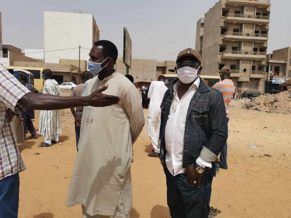 Remous-Les victimes de la Cité Gadaye vont entamer une grève de la faim si…