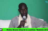 Crise au sein de L'Apr, l'opposant Modou Birame Diop, de Madické 2019 à Touba, soutient Cissé LO