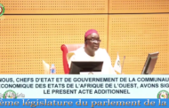 Documentaire / Parlement de la CEDEAO sous le magistère de SEM Moustapha Cissé Lo : Une mission très bien accomplie !