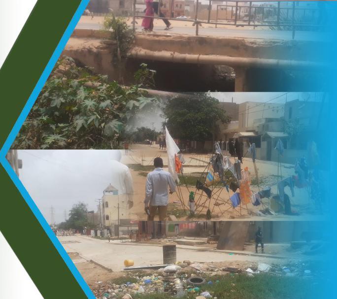 Keur Mbaye Fall : Une localité, mille maux ! Un mouvement créé pour soulager les populations .