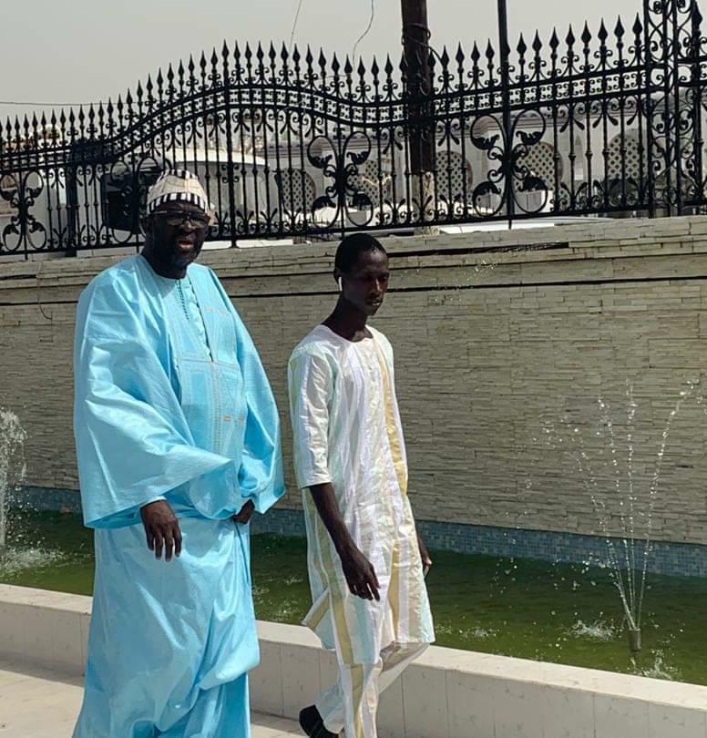 Politique /  Mamadou Lamine Lo toujours fidèle à son mentor Moustapha Cissé Lo