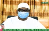 Mali / IBK démissionne et annonce la dissolution du gouvernement et de l'assemblée nationale