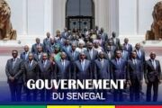 Remaniement /  Le Sénégal sans gouvernement les ministres et secrétaires d'état sont tous remerciés  par le président de la république