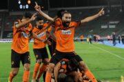 Football / Finale de la Coupe de la confédération Total 2019-2020 : RSB Berkane du Maroc s'offre son premier trophée continental